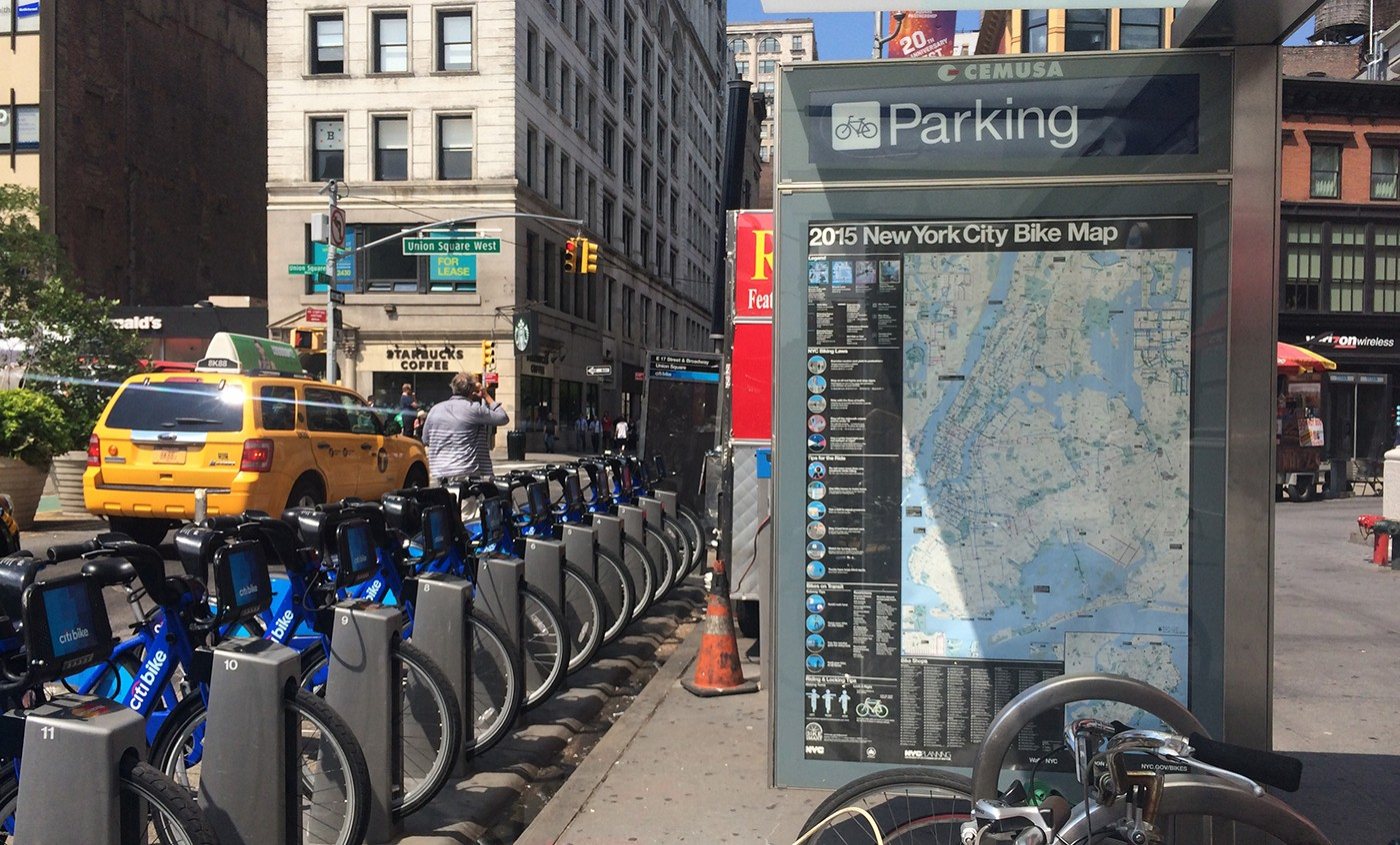 Walk NYC – Turnstone Consulting LLC  Nd Street Nyc Citi Bike Map on nyc cycling map, order nyc bike map, tribeca map, bronx zip code map, new york city limits map, nyc subway map, manhattan waterfront greenway bike map, nyc dot map,
