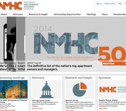 NMHC's web site: After